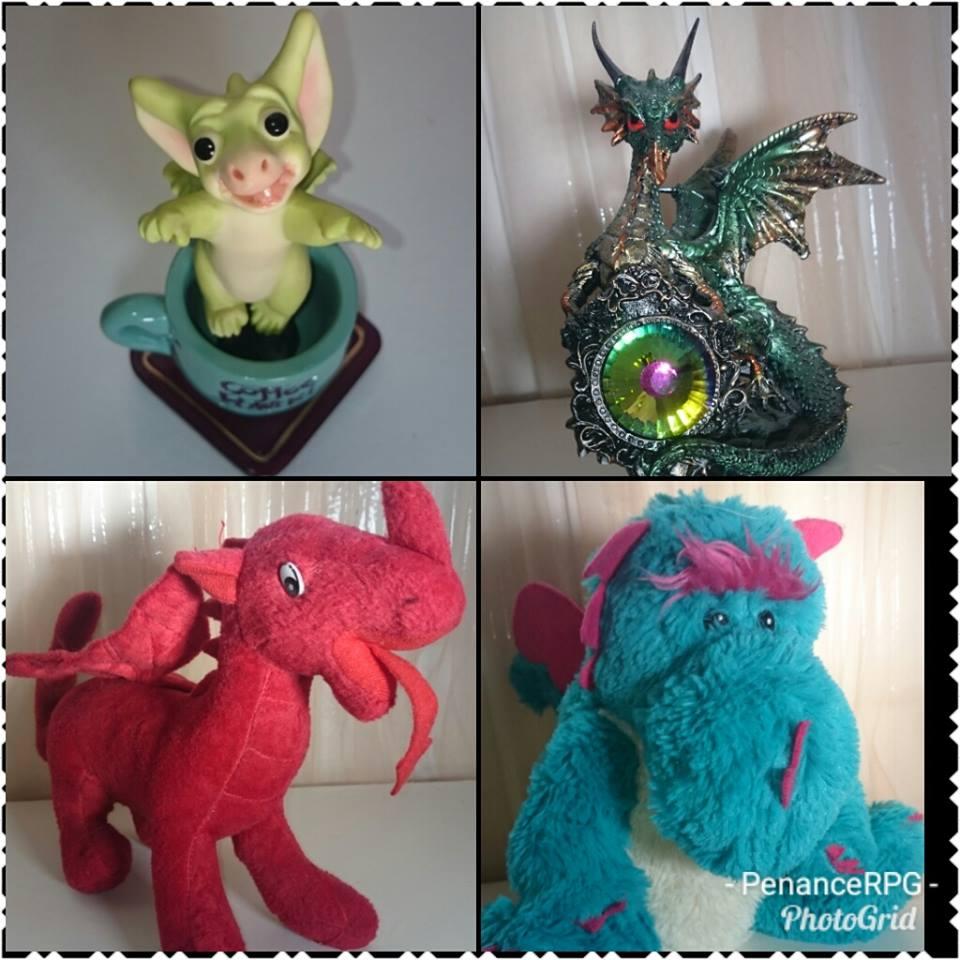 dragons prpg